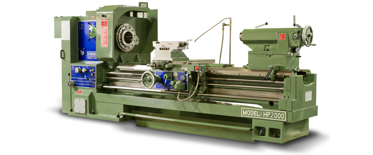 Kingston Manual Lathes