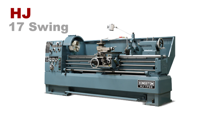 Kingston HJ 17 Lathe