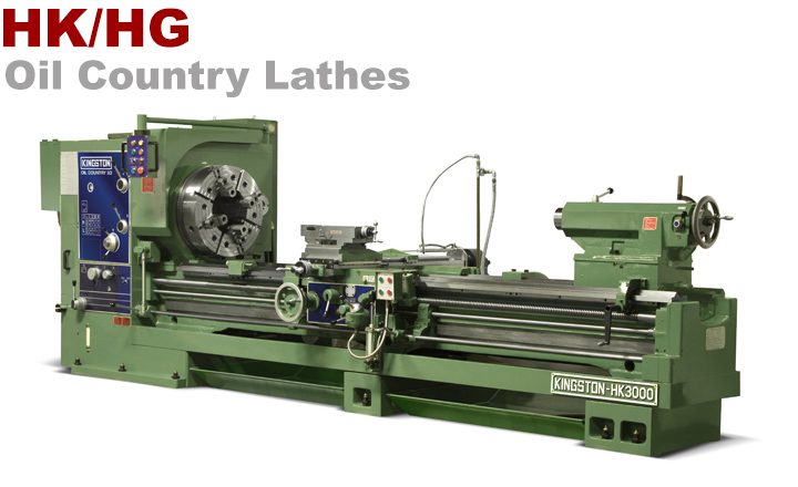Kingston HK/HG Lathes