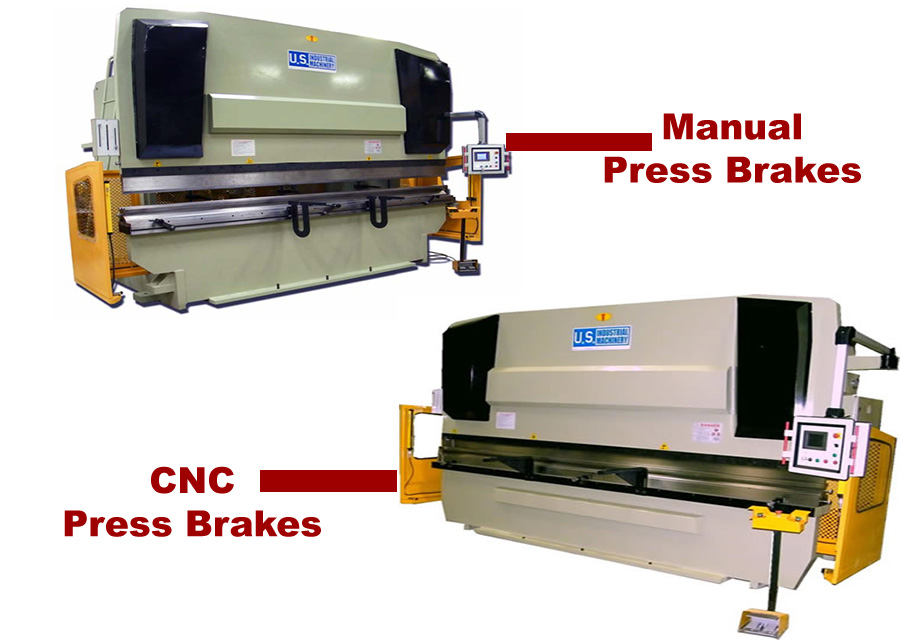 US Industrial Press Brakes